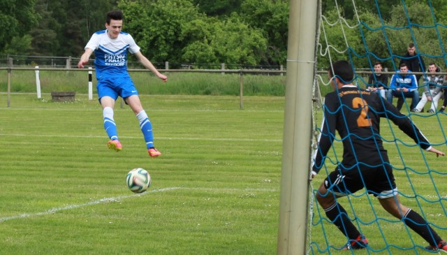 Der Schütze zum 1:0 - Jonathan Alves-Dias