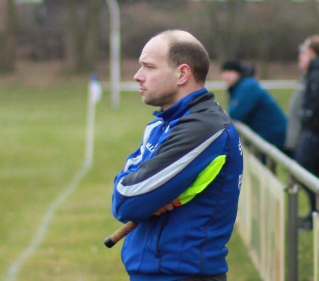 SVJ-Spielertrainer Markus Baldig lieferte die Vorlage zum 1:0