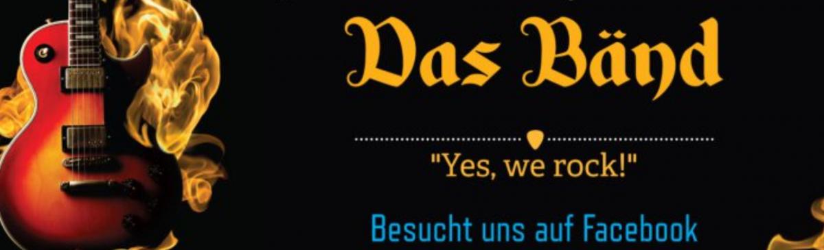 """Liveact """"Das Bänd"""" beim Sportfest 2018"""
